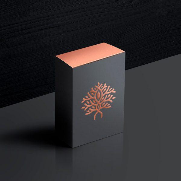 caja diseño