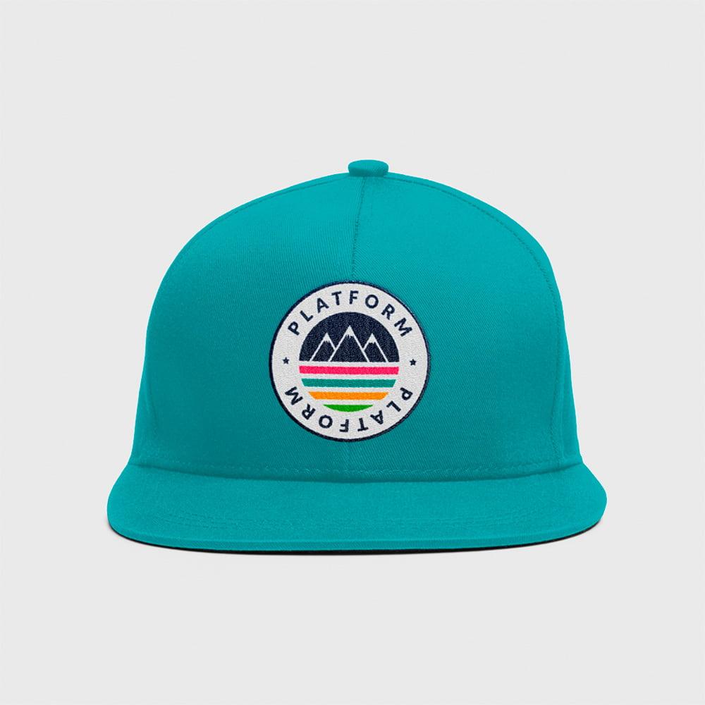 diseño de merchandising gorras