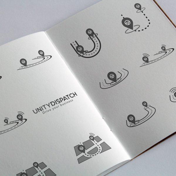 bocetos logos