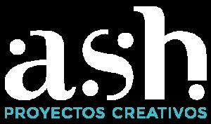 logo ash blanco aqua